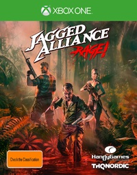 Jagged Alliance: Rage for Xbox One