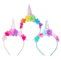 Pink Poppy: Unicorn Headband - (Assorted Designs)