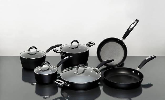Ballarini Taormina Cookware Starter Set 6pcs