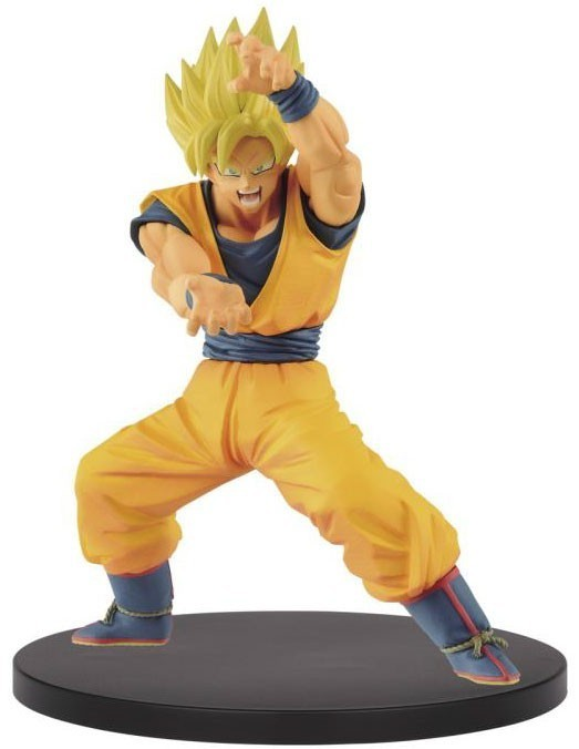 Dragon Ball: Super Saiyan Goku - PVC Figure
