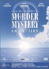 Agatha Christie Murder Mystery Collection on DVD