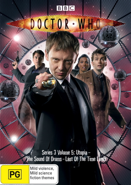 Doctor Who (2007) - Series 3: Vol. 5 on DVD
