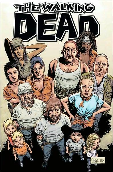 The Walking Dead: v. 10 by Robert Kirkman