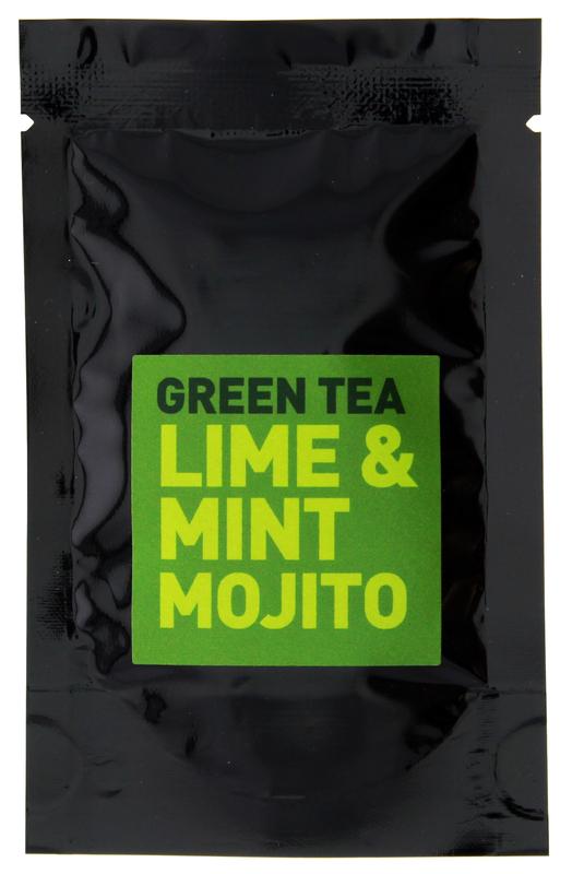 Tea Total - Lime & Mint Mojito Green Tea (Sample Bag)