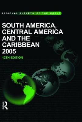 South America, Central America and the Caribbean image