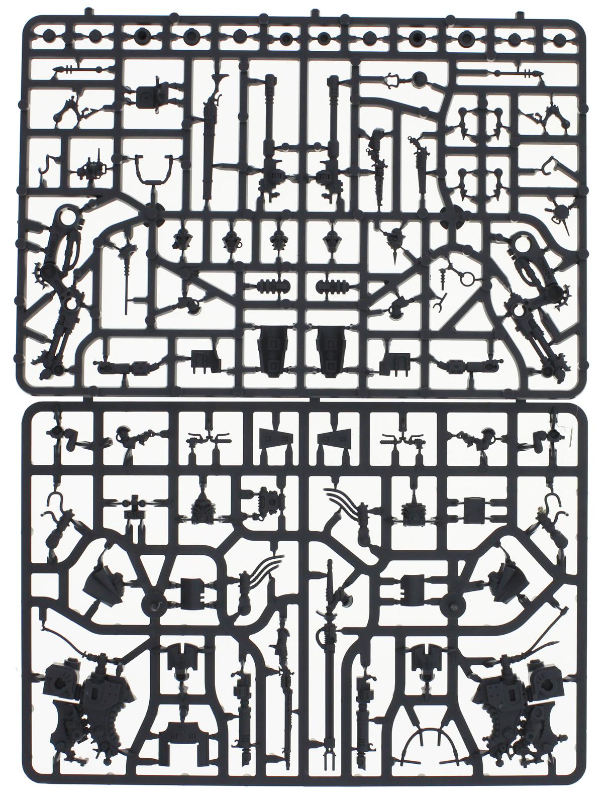 Warhammer 40,000 Adeptus Mechanicus Ironstrider image
