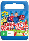The Wiggles: Anthony's Fruity Feast DVD