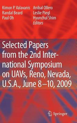 Selected papers from the 2nd International Symposium on UAVs, Reno, U.S.A. June 8-10, 2009 image