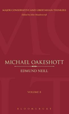 Michael Oakeshott by Edmund Neill