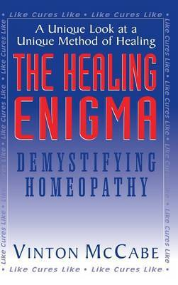 The Healing Enigma by Vinton McCabe