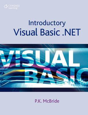 Introductory Visual Basic.Net by P.K. McBride image