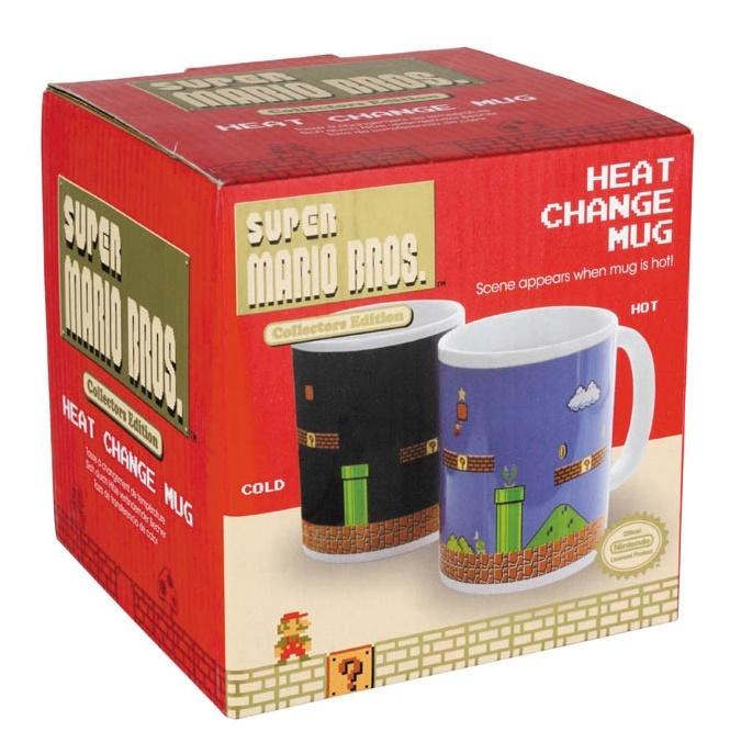 Super Mario Bros. - Heat Change Mug image