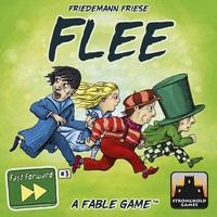 Fast Forward: Flee (Series #3) - Card Game