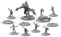 Fallout: Wasteland Warfare Wasteland Creatures Core Box