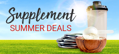 Supplement Summer Deals!