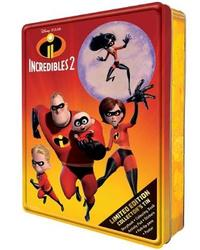 Disney Pixar Incredibles 2: Limited Edition Collector's Tin