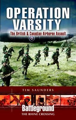 Operation Varsity by Tim Saunders