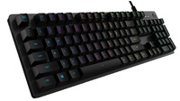 Logitech G512 Carbon RGB Mechanical Gaming Keyboard - Blue for PC Games