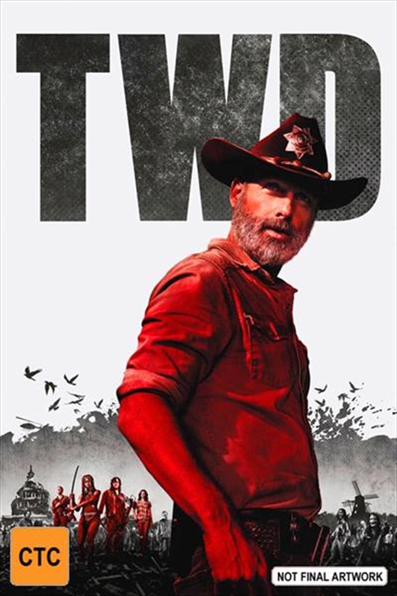 The Walking Dead - Season 9 on DVD image