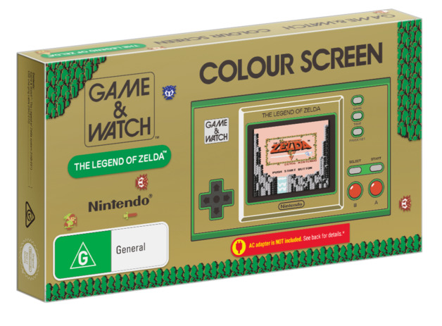 The Legend of Zelda: Game & Watch for Switch