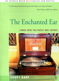 The Enchanted Ear by Larry Karp image