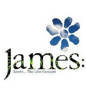 James: Seven The Live Concert on DVD