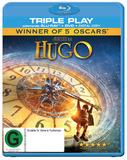 Hugo (Blu-ray/Digital Copy/DVD) DVD