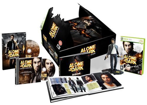 Alone in the Dark: Limited Edition for X360