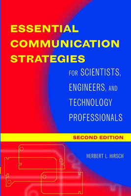 Essential Communication Strategies by Herbert Hirsch