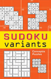 Sudoku Variants by Conceptis Puzzles