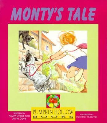 Monty's Tale by Anne Davis image