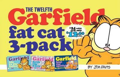 Garfield Fat Cat 3 Pack (Vol 12) by Jim Davis image