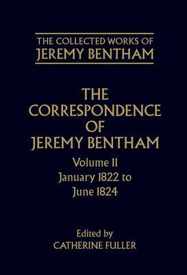 The Collected Works of Jeremy Bentham: Correspondence, Volume 11 by Jeremy Bentham image