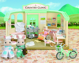 Sylvanian Families - Country Doctor Gift Set