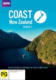Coast NZ DVD