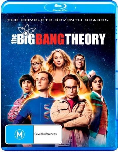 The Big Bang Theory - The Complete Seventh Season on Blu-ray