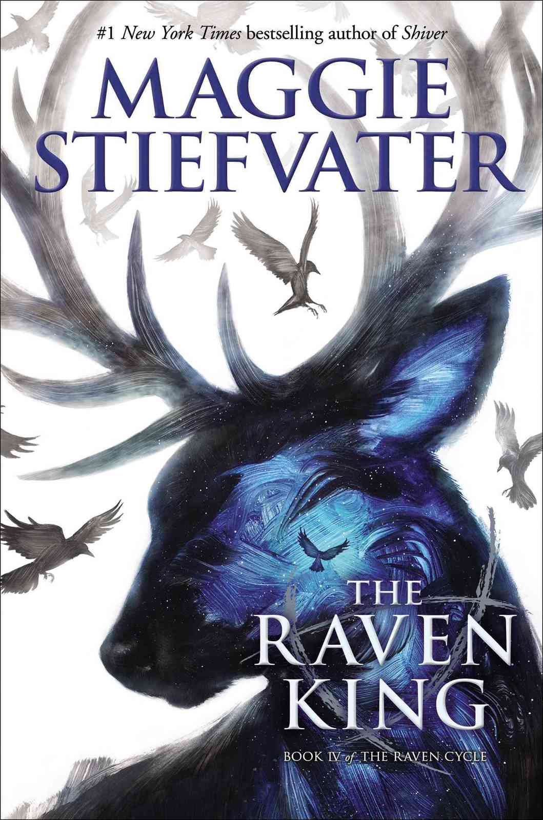 The Raven Cycle #4: The Raven King by Maggie Stiefvater image