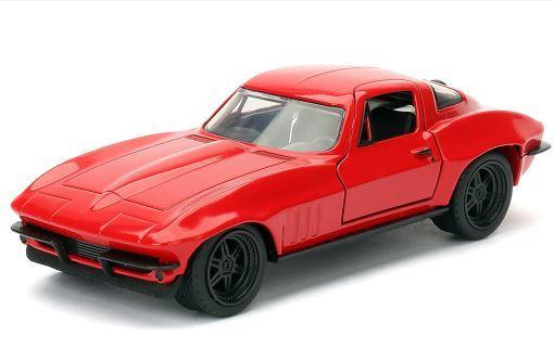 Jada: 1/24 Letty's Chevy Corvette Diecast Model