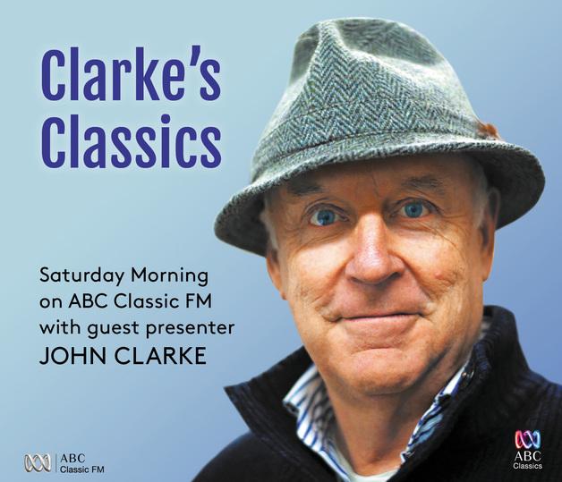 Clarke's Classic by John Clarke