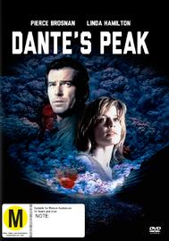 Dante's Peak on DVD