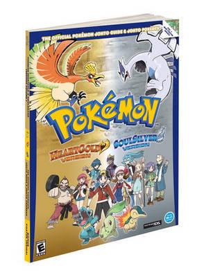 Pokemon HeartGold & SoulSilver: The Official Pokemon Johto Guide & Johto Pokedex: Prima Official Game Guide by Prima Games image