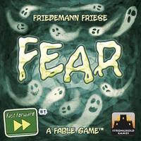 Fast Forward: Fear (Series #1) - Card Game
