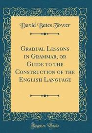 Gradual Lessons in Grammar, or Guide to the Construction of the English Language (Classic Reprint) by David Bates Tower image