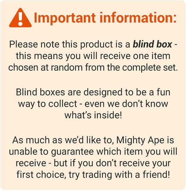 Pocket Monster Sun and Moon: Mofumofu Sofbi Mascot - Blind Box image