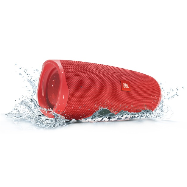 JBL Charge 4 Bluetooth Speaker - Red