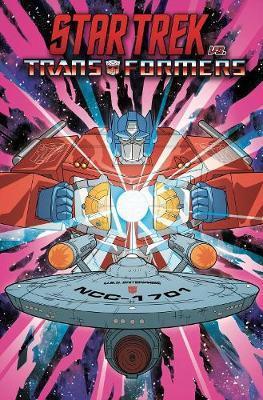 Star Trek Vs. Transformers by John Barber image