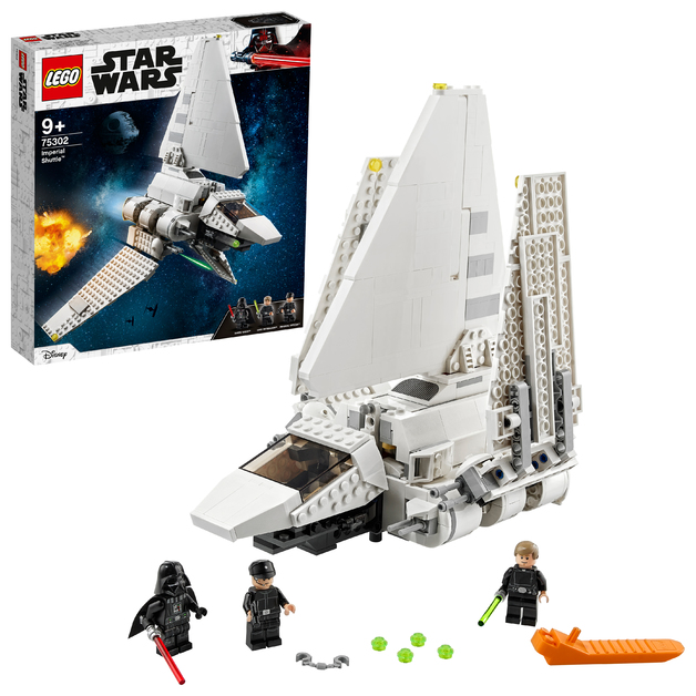 LEGO Star Wars: Imperial Shuttle - (75302)