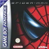 Spiderman: The Movie for Game Boy Advance