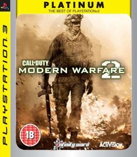 Call of Duty: Modern Warfare 2 (Platinum) for PS3 image