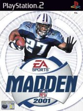 Madden 2001 for PS2